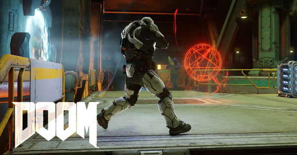 DOOM Multiplayer: Vídeo Da Alpha Fechada