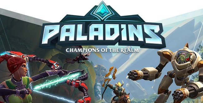 Giveaway: Paladins (10 chaves BETA)