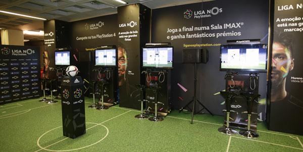 Liga NOS PlayStation joga-se a partir de 15 de Janeiro
