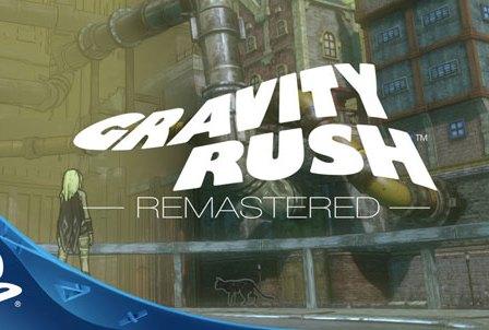 Gravity Rush Remastered chega hoje às lojas portuguesas