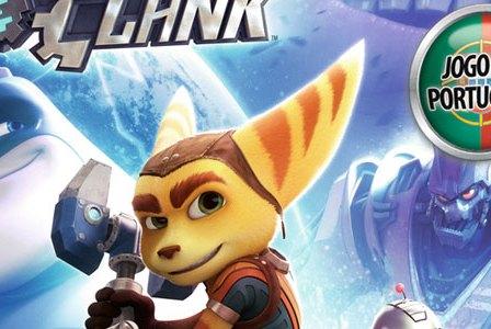 Ratchet & Clank chega hoje às lojas portuguesas por 39,99 euros
