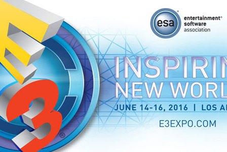 Acompanha a E3 2016 na Comunidade Gaming Portugal