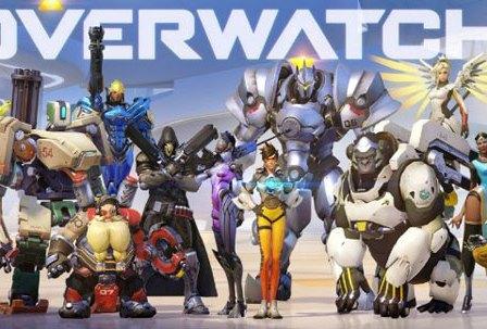 Overwatch Poderá ser a Nova Pérola da Blizzard