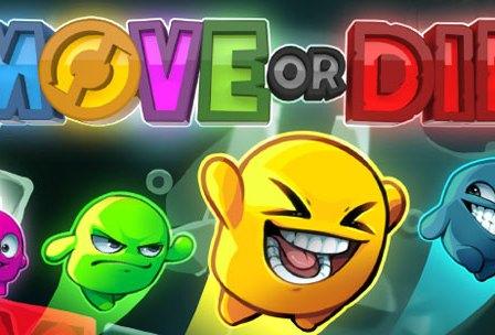 Giveaway: Move Or Die
