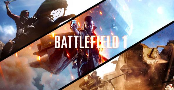 Battlefield 1: BETA Aberta e Excelentes Indicações