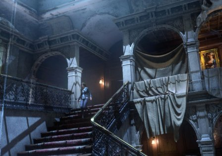Rise Of Tomb Raider – Croft Manor