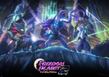 Freedom Planet 2