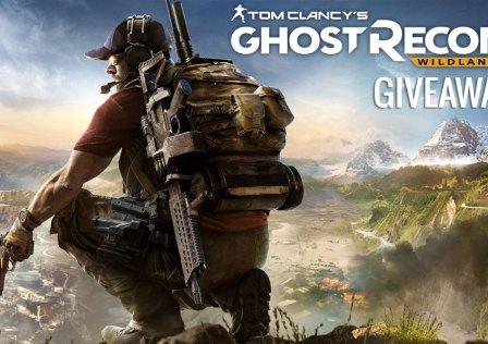 Ghost Recon Wildlands Giveaway