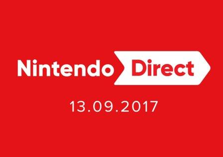 Nintendo Direct 13.09.2017