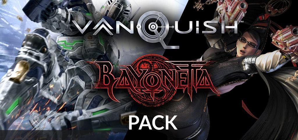 Bayonetta-Vanquish
