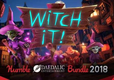 Humble Daedalic Bundle 2018