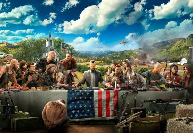 Promoção Far Cry até 66% de Desconto