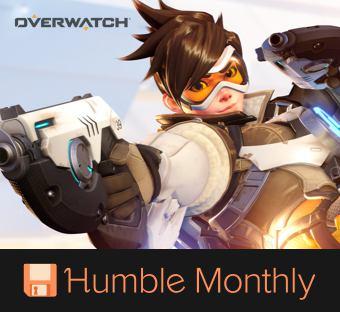 Humble Monthly: Overwatch Por Apenas 10 euros!