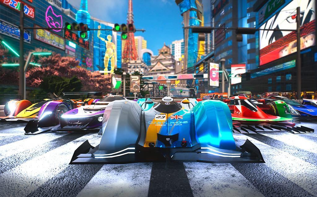 xenon-racer