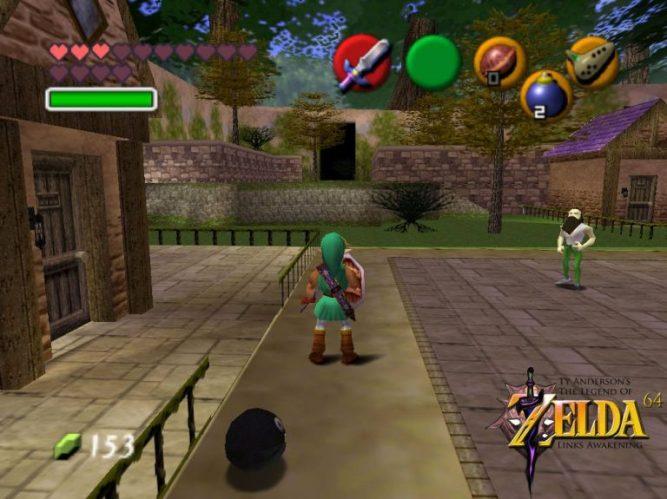 Link's Awakening 64 Screenshot 14