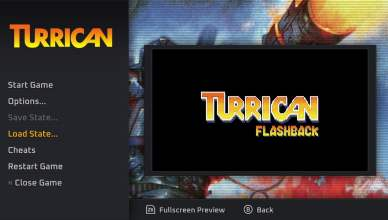 Turrican Flashback on Nintendo Switch