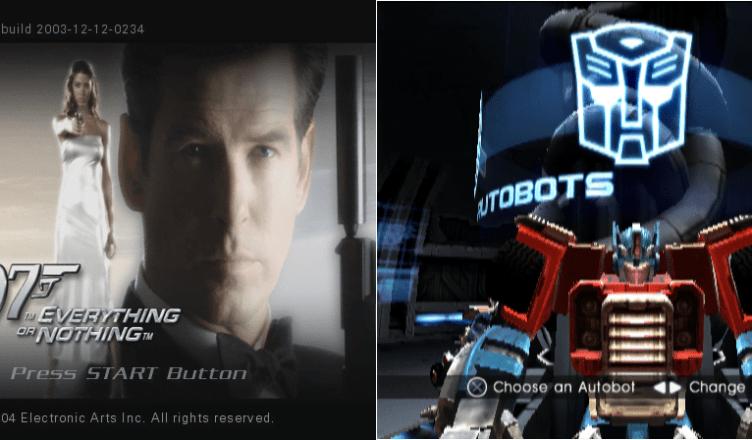 Project Deluge PlayStation 2 uploads