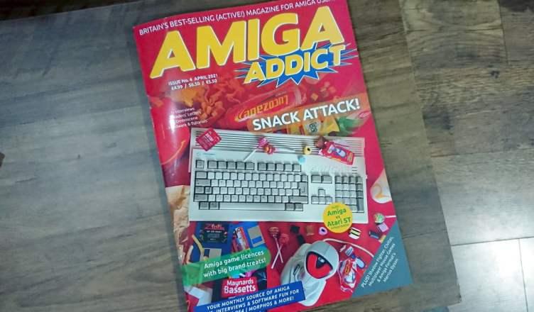 Amiga Addict issue 4