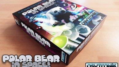 Polar Bear in Space