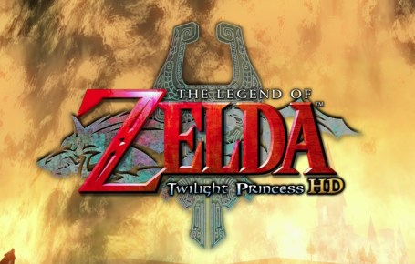 the legend of zelda twilight princess hd logo