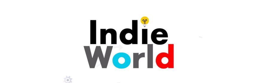 indie world 2020 logo
