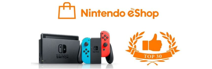 nintendo switch eshop games logo