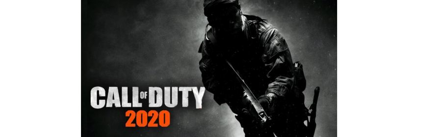 call of duty 2020 title screen logo