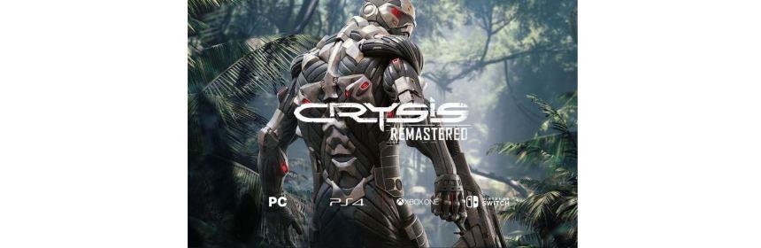 crysis nintendo switch title screen logo