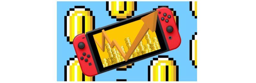 nintendo stock price logo