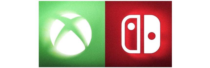 nintendo xbox title screen logo