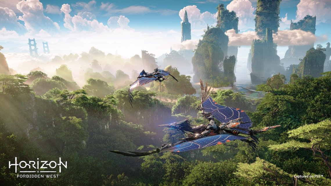 Horizon Forbidden West is in the Final Stages of Development
