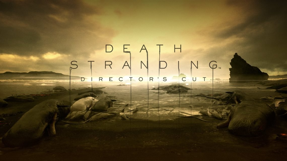 The File Size of Death Stranding Director's Cut is 68 GB