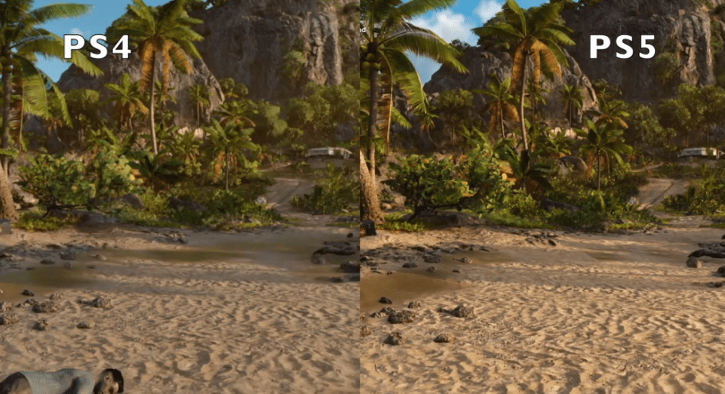Gameplay image from Far Cry 6