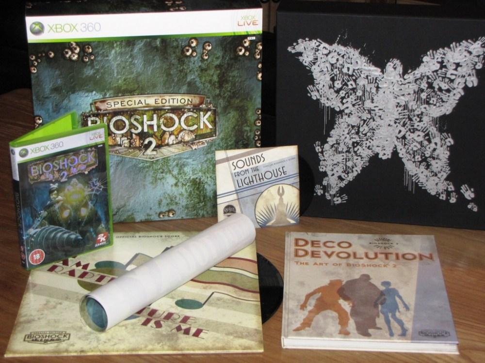 BioShock 2 - Collectors Edition (2/5)