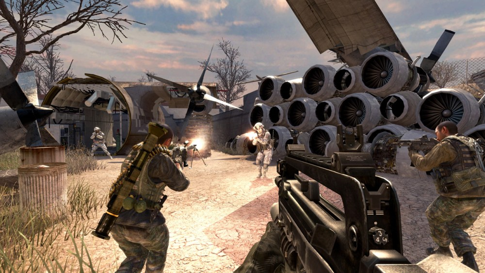 MW2: Resurgence Pack - Pictures (4/5)