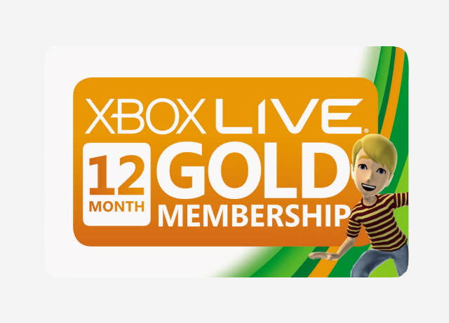 12 Months Xbox live up for Grabs!