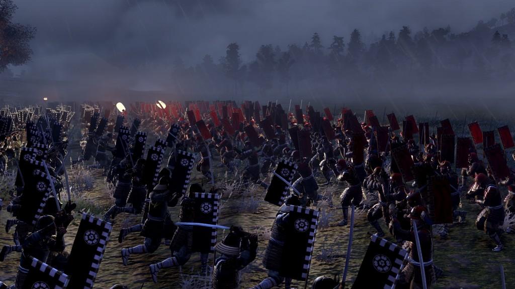 Total War Shogun 2 Gets HUGE Patch DirectX 11 Support
