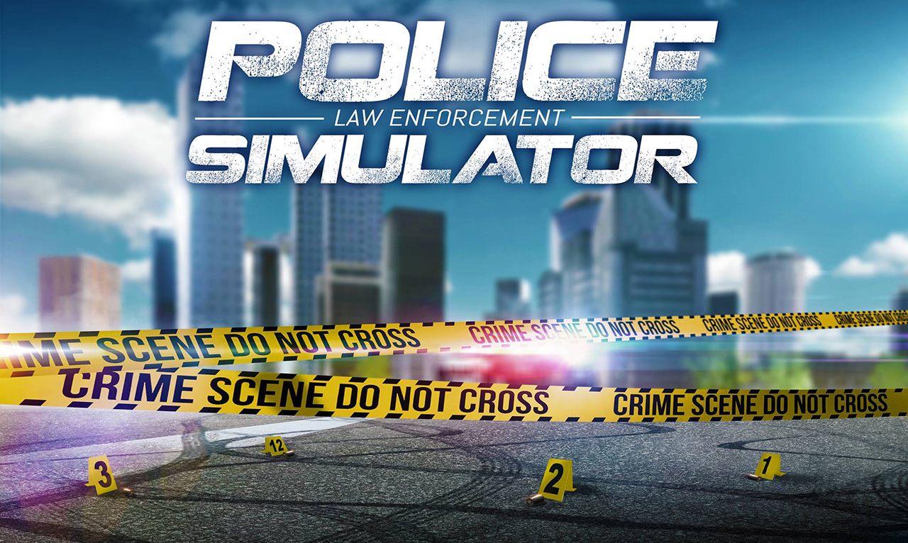 Police Simulator Law Enforcement Announced With Trailer
