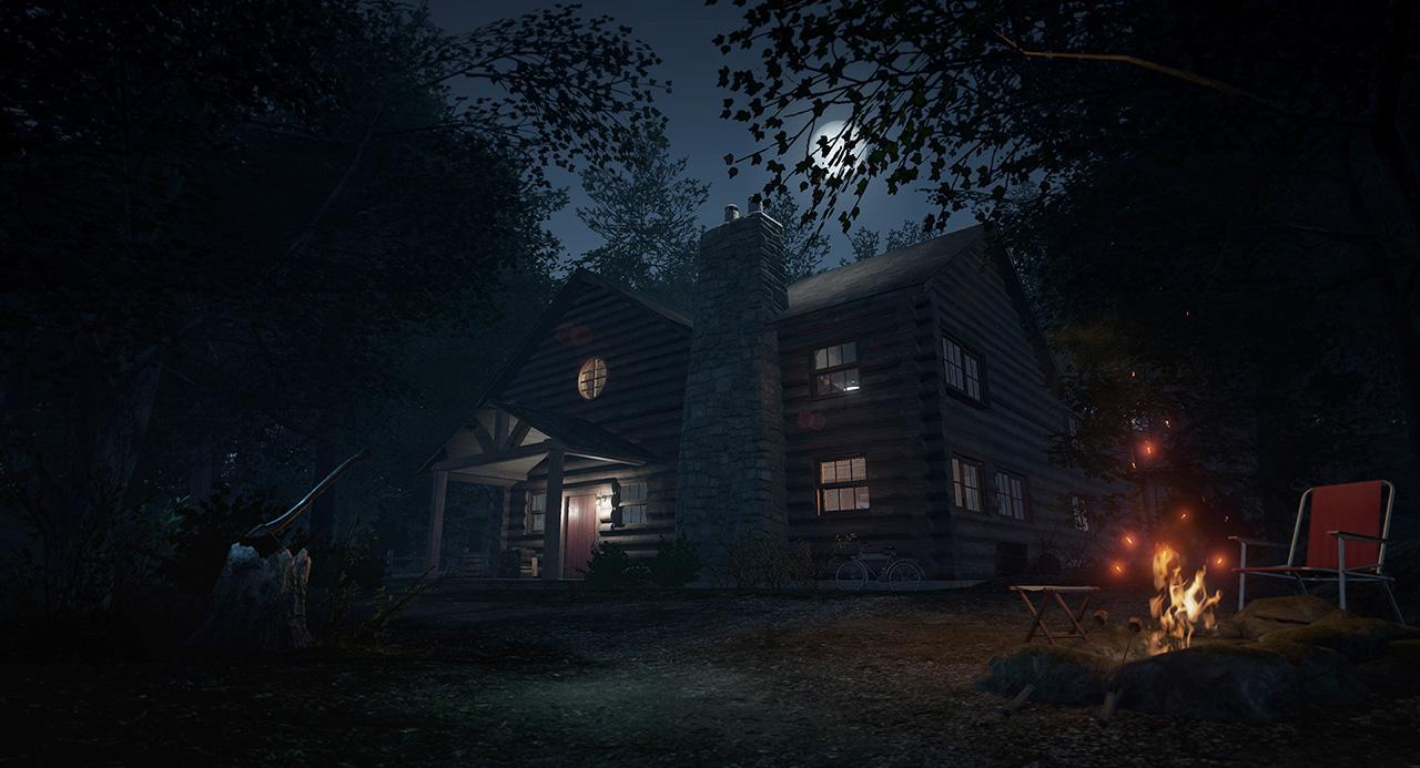 Friday The 13th Virtual Cabin 20 Announcement Trailer GamingShogun