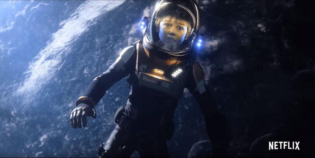 NETFLIX Lost In Space Trailer Released GamingShogun