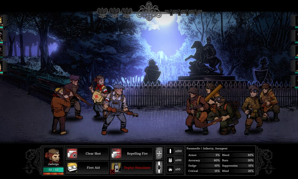 World War 2 Turn Based Tactical RPG Warsaw Announced Coming To Steam Later This Year GAMING TREND