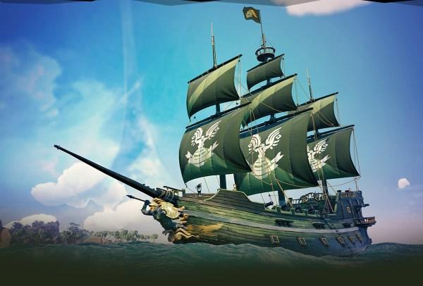 pirate ship overwatch # 50