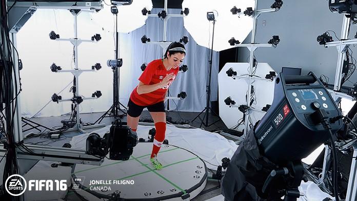 FIFA 16 Jonelle Filigno