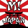 M! in Japan Logo