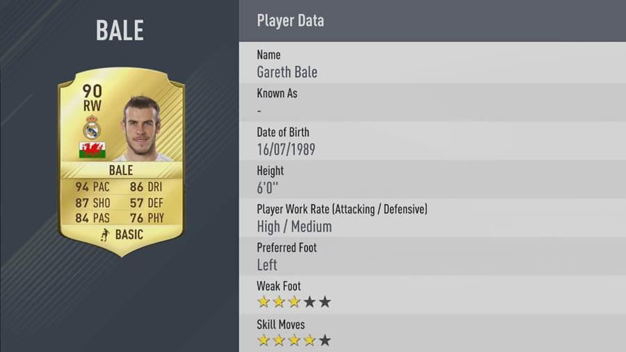 FIFA 17 Die 10 besten Spieler 6