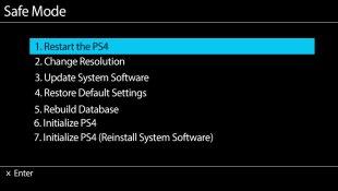 PSN Was tun wenn Wi-Fi und Lan nicht mehr funktionieren