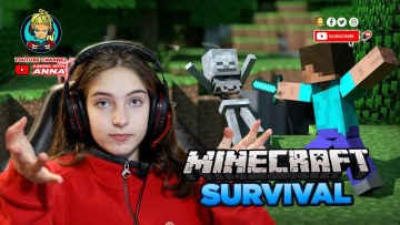 Let's Play Minecraft Surviva