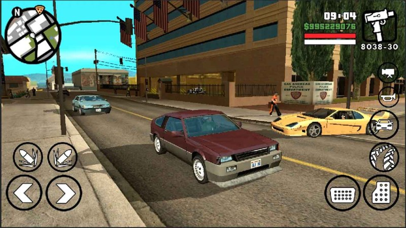 GTA SanAndreas v2.0 Apk & OBB Download (Direct Link)