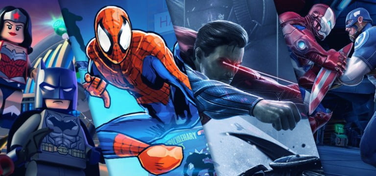 Top Marvel Games for android devices  I Direct Link