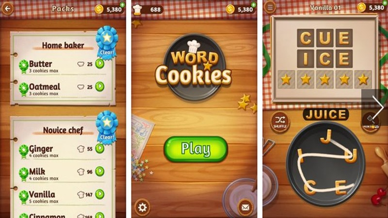 Word Cookies Mod APK v2.3.1 (Mod Apk+ Data) Download 2019